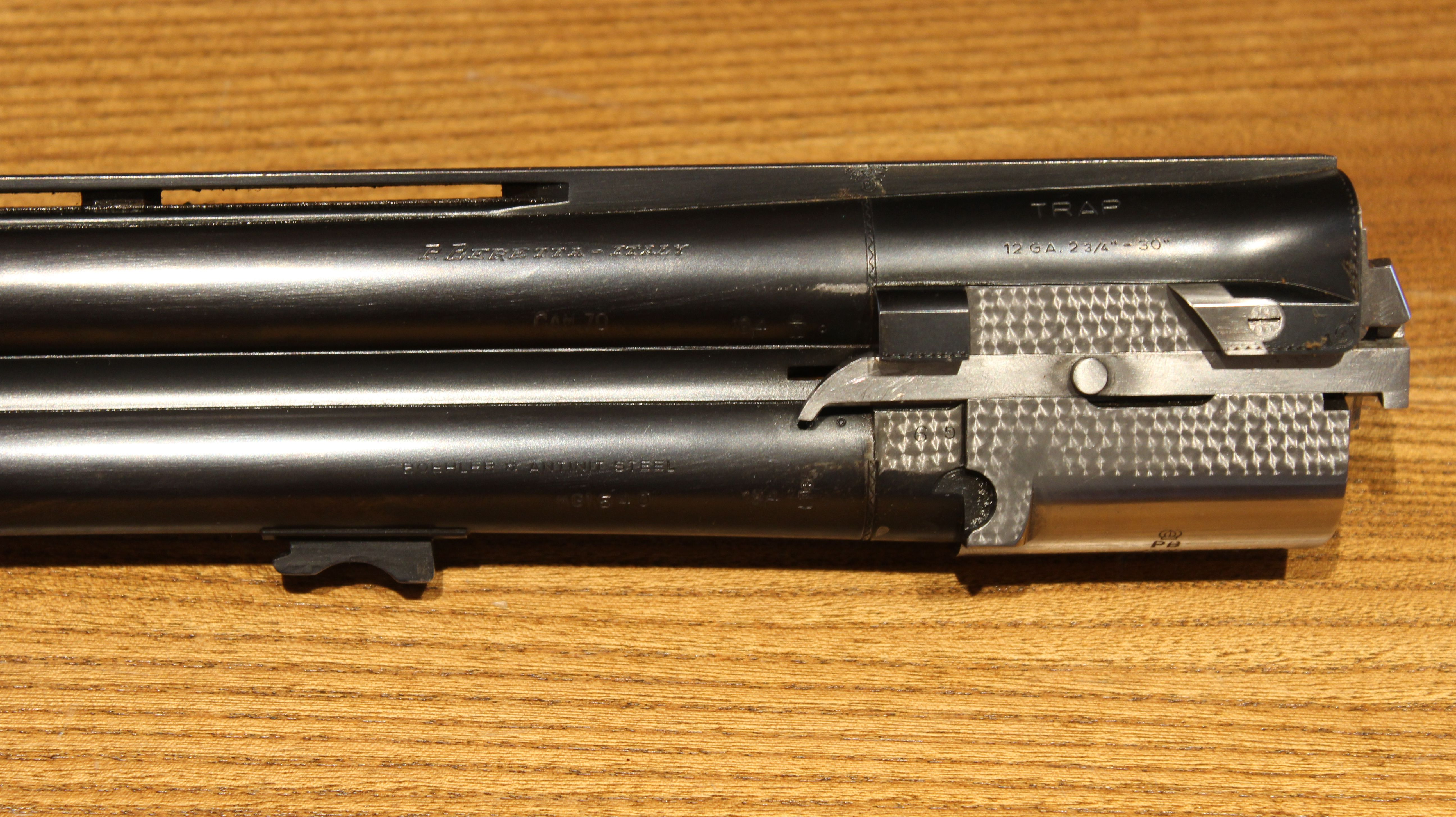 583-SOVRAPPOSTO P. BERETTA MOD. SO5 CAL. 12