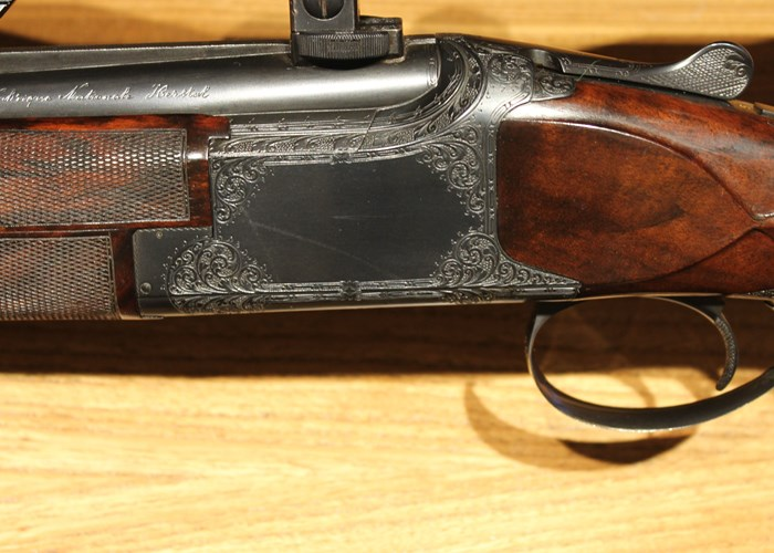 595-SOVRAPPOSTO EXPRESS BROWNING CAL. 9,3X74R