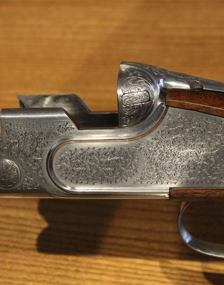 639-SOVRAPPOSTO P.BERETTA MOD. DT10 EELL SPORTING CAL.12